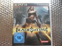 ps3 blades of time ps3