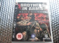 ps3 brothers in arms ps3