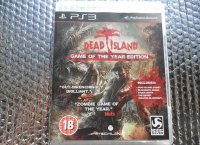 ps3 dead island goty ps3