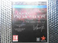 ps3 deadly premonition ps3