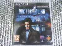 ps3 doctor who the eternity clock ps3