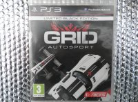 ps3 grid limited black edition ps3