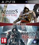 PS3 igra Assassins Creed Black Flag & Rogue Double Pack