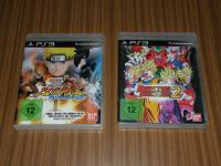 PS3 IGRE DRAGON BALL RAGING BLAST 2 I NARUTO SHIPPUDEN ULTIMATE NINJA