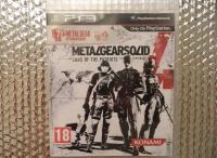 ps3 metal gear solid 25 anniversary ps3