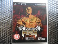 ps3 mma supremacy ps3