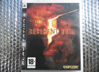 ps3 resident evil 5 ps3