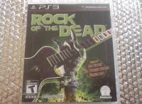 ps3 rock of the dead ps3