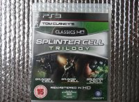 ps3 splinter cell trilogy ps3