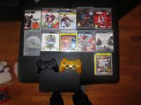 Playstation 3 konzola + igrice za ps3