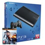 PlayStation 3 Super Slim 500 GB + Battlefield 4 Limited,novo u trgovin