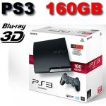 PLAYSTATION 3 SLIM 160 GB + IGRICA - AKCIJA - DOSTAVA