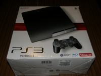 PS3 SLIM KONZOLA 120 GB