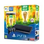 PS 3 - Sony PlayStation®3 12GB + FIFA World Cup Brazil 2014 igra