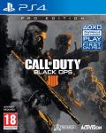 COD BLACK OPS 4 PRO EDITION PS4