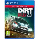 DiRT Rally 2.0 Day One Edition (PlayStation 4 - novo)