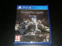 PS4 IGRA MIDDLE EARTH SHADOW OF WAR, NOVA NEOTPAKIRANA