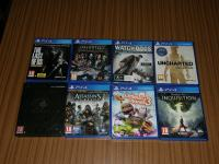 PS4 IGRE 8 KOMADA THE LAST OF US REMASTERED, LITTLE BIG PLANET 3 ITD.