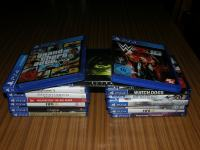PS4 IGRE GTA V, FIFA 16, WWE 2K16,PROJECT CARS  ITD. 15 KOM.