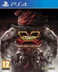 Street Fighter V Arcade Edition (Playstation 4 - novo)