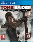 TOMB RAIDER DEFINITE EDITION PS4
