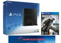 PLAYSTATION 4 - PS4 500 GB IZLOŽBENI + WATCHDOGS - JAMSTVO 12 MJ.