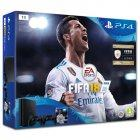 PlayStation 4 Slim 1TB + FIFA 18 + dodatni PS4 kontroler Prednarudžba