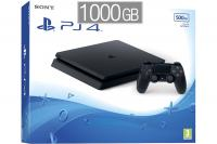 PlayStation 4 Slim 1000GB (PS 4 Slim 1TB - novo)