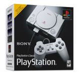 PlayStation Classic (PS) + dodatni kontroler + 20 HIT igara,NOVO!