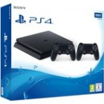 PS4 Sony Playstation 4 500 GB Slim + Dualshock 4,novo u trgovini,račun