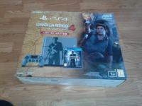 PS4 Uncharted 4 LIMITED EDITION + 8 IGRICA!!!! HITNO!!!