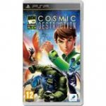 Ben 10 Ultimate Alien: Cosmic Destruction PSP igra novo,zapakirano