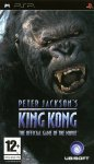 Peter Jackson's King Kong The Official Game of The Movie PSP igra,novo