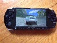 PSP 3004, MODIFICIRAN, 8GB, 190 igara