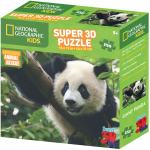 Puzzle 3D National Geographic Kids Giant Panda 150 kom