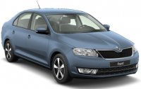 Car-Rent.hr - Škoda Rapid 1.2TSI, BEZ KARTICA
