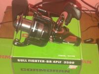 šaranske role cormoran bull fighter br 4pif 3500
