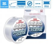 ASSO INVISIBLE CLEAR - 100% FLUOROCARBON - SEALTECH MARINE!