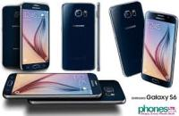 SAMSUNG GALAXY S6 32gb BLACK NOVO