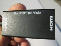 SAMSUNG MICRO TO HDMI ADAPTER 1080P MHL HDTV CABLE (OSIJEK)