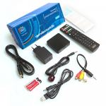 TVIP BOX 412 SE IPTV HD Multimedia Streamer Stalker Wifi