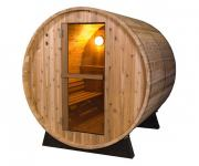 Finska sauna model Bačva 8FT