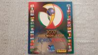Korea Japan 2002 World Cup Panini PUN album, jako očuvan, original