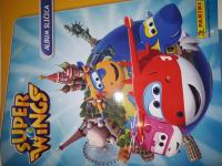 SUPER WINGS PANINI