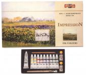 Boje uljane ART IMPRESSION 10x16ml+pribor set 1/10 K-I-N P1