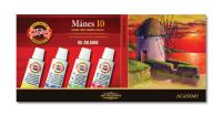 Boje uljane ART MANES 16ml 1/10 set K-I-N P10