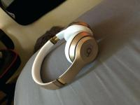 *** BEATS by Dre SOLO 3 wireless GOLD edition---NOVO---original ***