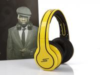 SMS Audio Street by 50 Over-Ear Yellow slušalice