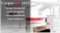 CORPUS 2020 RC Light verzija   Orig NOVO   Trajna licenca   R1 račun