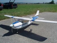 Avion  zrakoplov Cessna 182 RC ready-to-fly nitro